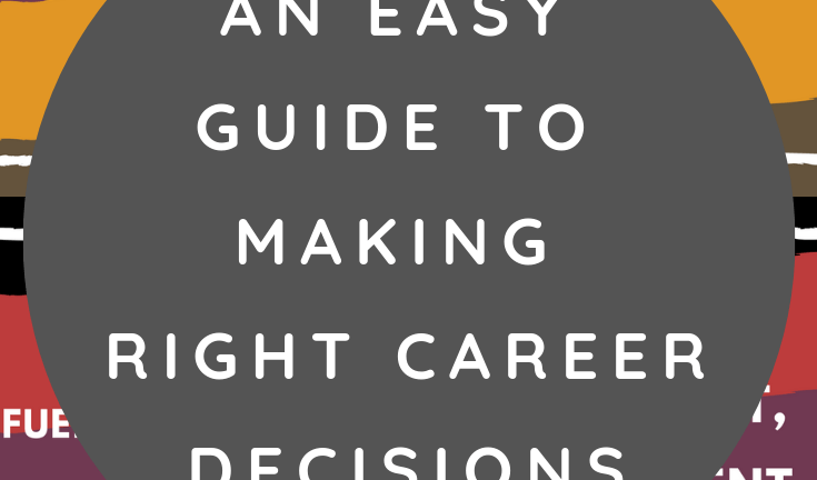 An Easy Guide to Making Right Career Decisions