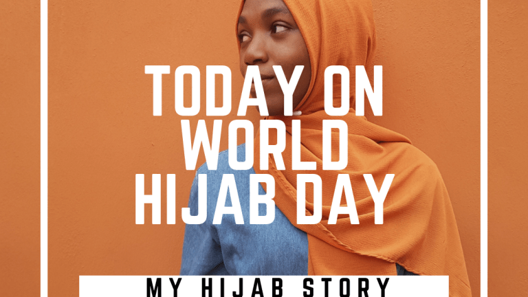 What is World Hijab Day + My Hijab Story