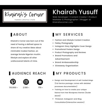 khairahscorner-media-kit-2019-services-products-lists-blogs-design-development-free-unique-themes
