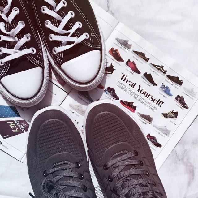 Sneakers-booties-how-to-look-geeky-girly-khairahscorner