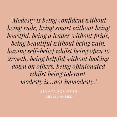 what-modesty-is-through-my-eyes-meaning-of-modesty-inayaah-modesty-ramdan giveaway-khairahscorner