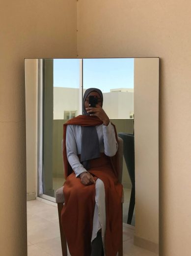 try wearing skirts with dresses wrap skirt dress blogpost eid outfit 2020 khairahscorner
