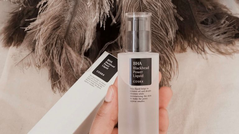COSRX BHA Blackhead Power Liquid Review: Korean Skincare for Oily Skin