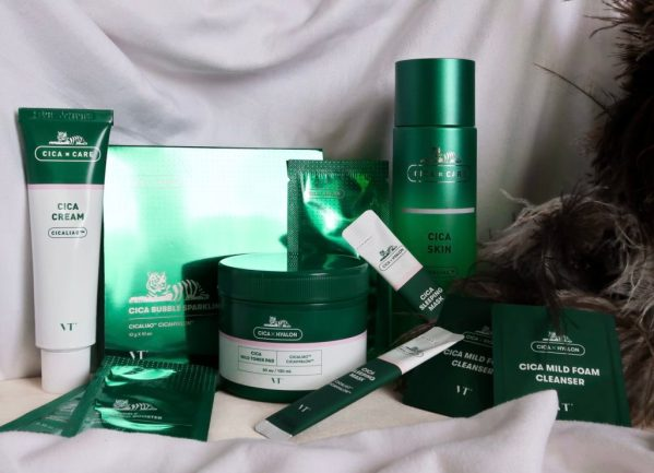 VT cosmetics cicaliao cicahyalon collection blogpost khairahscorner youtube channel