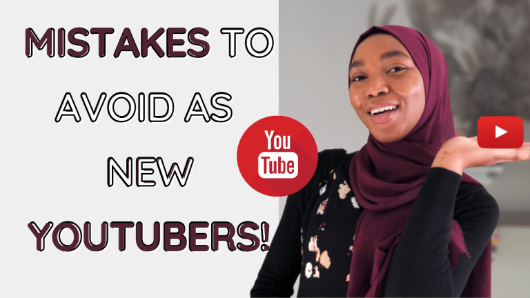 How to Start a YouTube Channel in 2021 – Tips For Beginners, Mistakes to Avoid