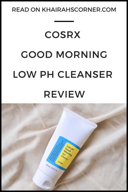 cosrx-low-ph-good-morning-cleanser-flatlay-2021-korean-skincare-khairahscorner-pinterest-banner