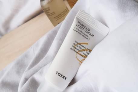 full fit propolis light cream cosrx review blogpost khairahscorner