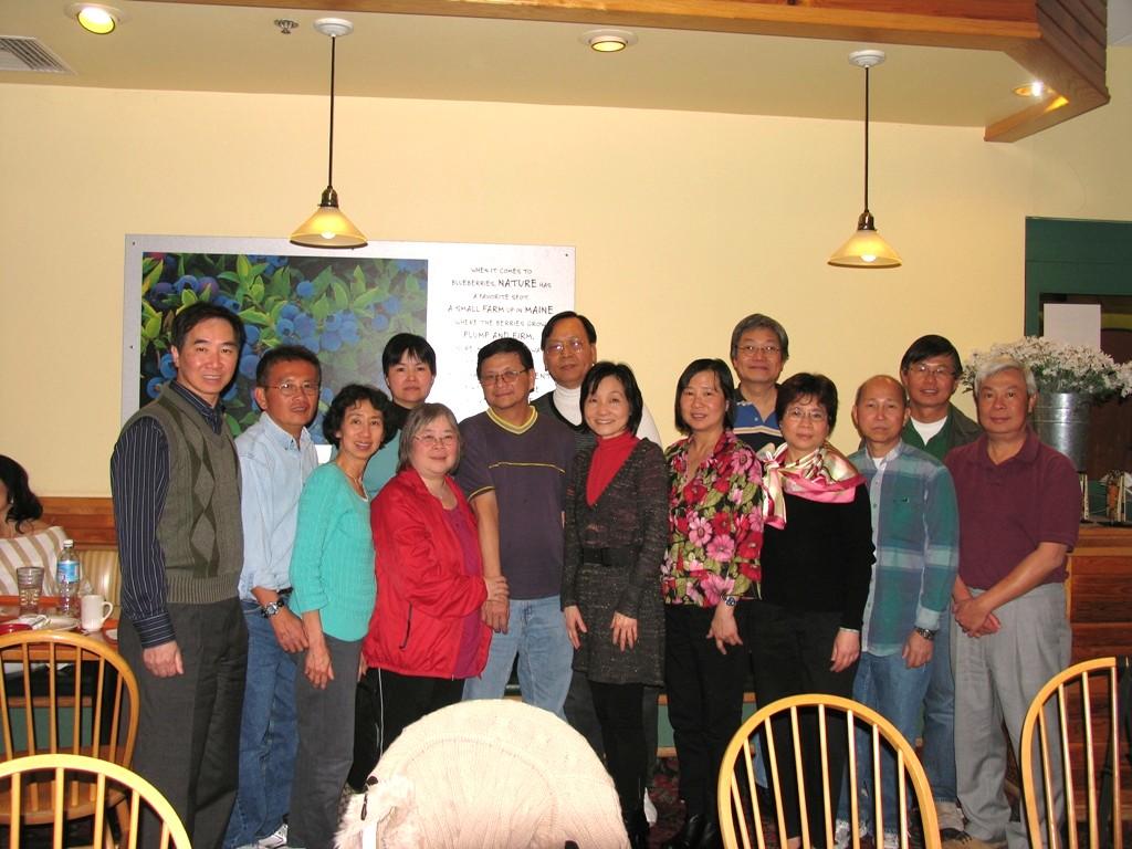 2011年啓智校友北加州新年聚會