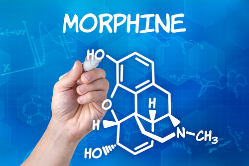 Morphine side effects