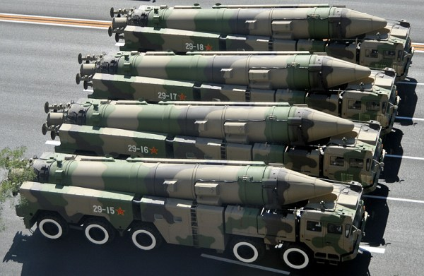 China Ballistic Missile Technology