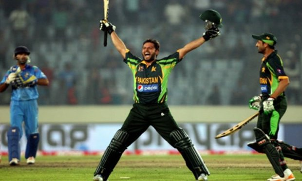 Pakistani Cricket Team becomes first Asian side to hit 1000 Sixes