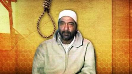 Saulat Mirza hanged in Murder case