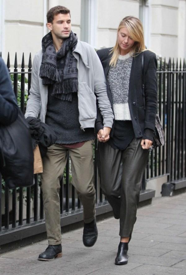 Maria Sharapova Boyfriend