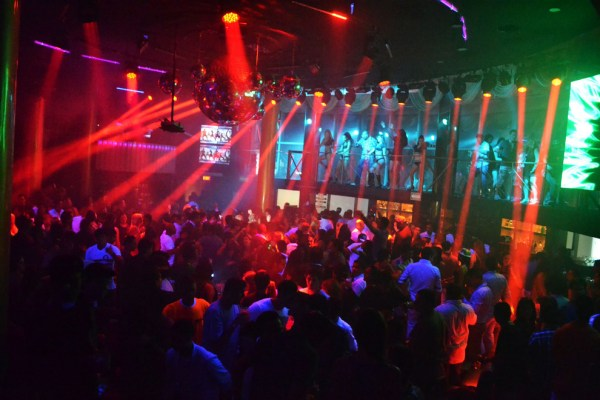 Cancun Nightlife