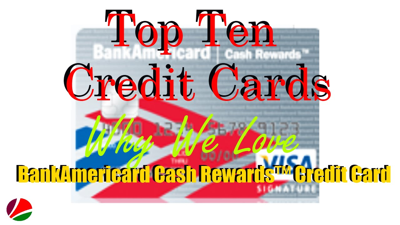 Top ten credit cards for Top 10 business credit cards