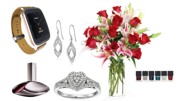 Romantic valentine day gifts ideas for her