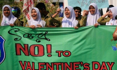 Valentine day celebrations banned in Islamabad