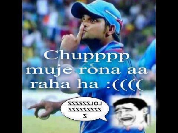 10 Funny images Pakistani and Indian Cricket fans shared on PAKvsIND matches