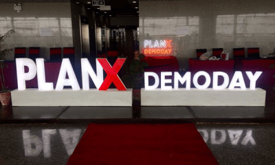 PlanX demo day for startups
