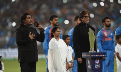 Shafqat Amanat Ali ‏apologize on singing wrong National Anthem before India-Pakistan Clash