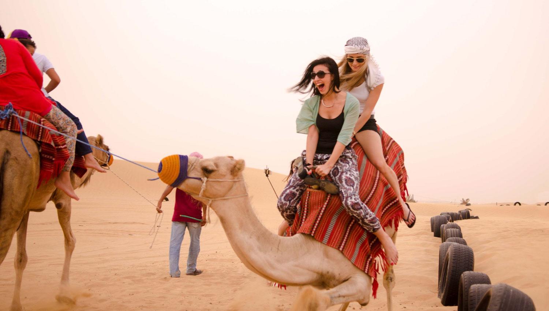 Porn desert dubai