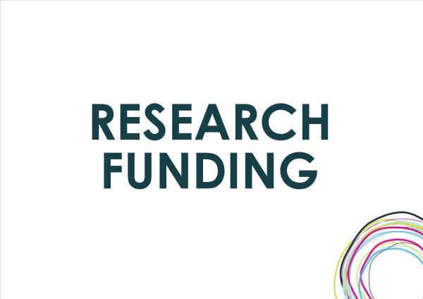 Start-Up Research Grant Program