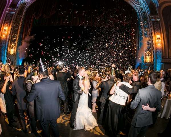 Getting married on New year Eve