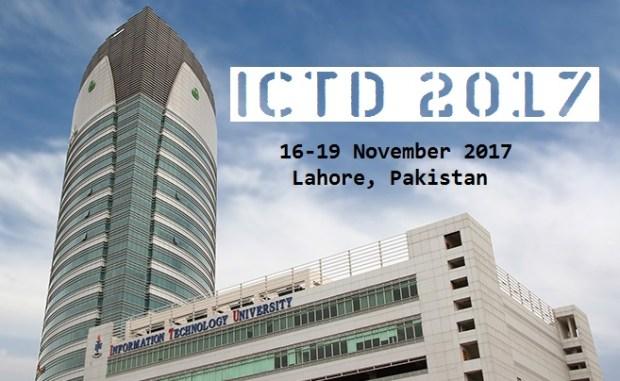 ICTD 2017