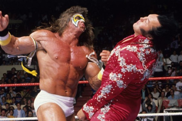 SummerSlam '88 - Warrior Conquers Honky