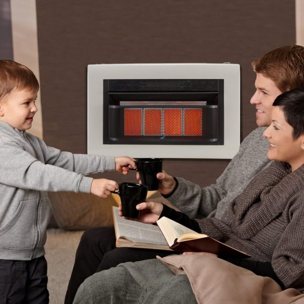 use of infrared heaters