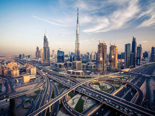A look at today's Dubai - UAE