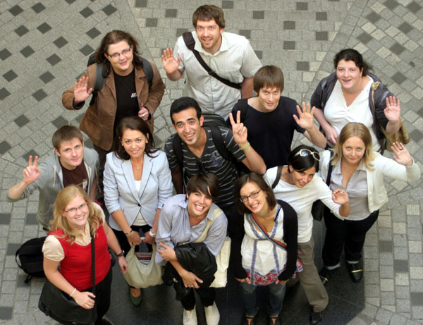 Scholarships at Central European University