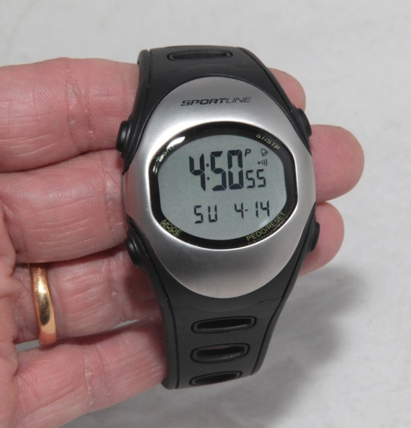 Sportline Heart Rate Monitor Watch Manual