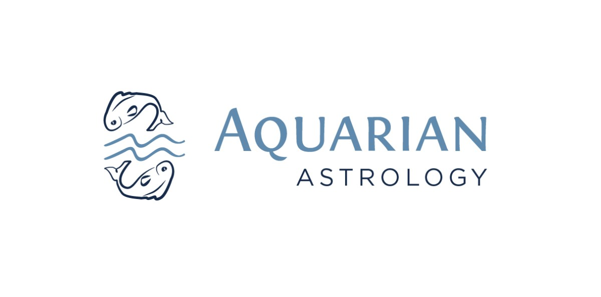 Aquarian Astrology Logo Design Austin - Vector Logo Design Austin