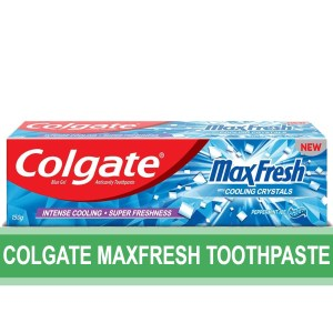 colgate toothpaste maxfresh
