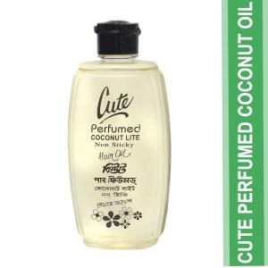 cute perfumed coconut oil