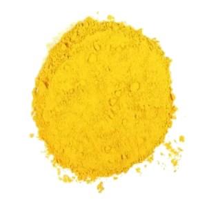 loose turmeric powder - holud gura