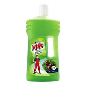 rok pine floor cleaner
