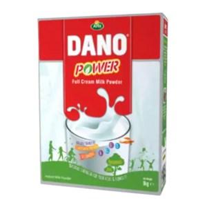 dano power full cream milk powder box