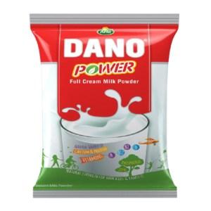dano power full cream milk powder
