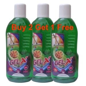 gel-x floor cleaner buy 2 get 1 free
