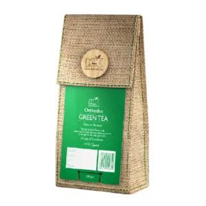 kazi & kazi orthodox green tea