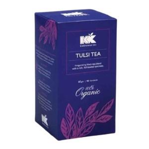 kazi & kazi tulsi tea