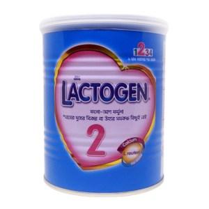lactogen 2 follow up formula tin (7-12 months)