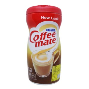 nestle coffee mate jar