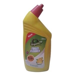 organic toilet cleaner