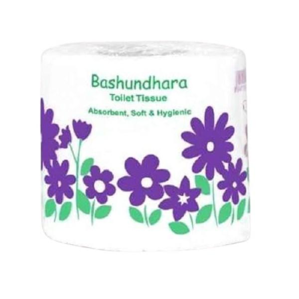 bashundhara white toilet tissue
