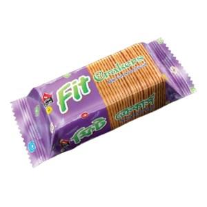 fit crakers milk flavored biscuit