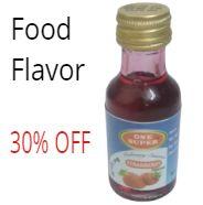 food flavor discount