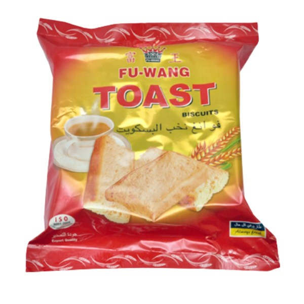 fu-wang toast biscuit